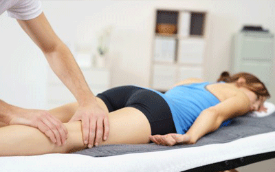 sports injury massage